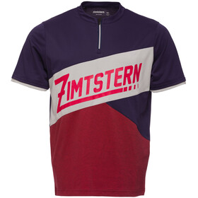 Zimtstern Valmirz Bike Jersey Men Midnight